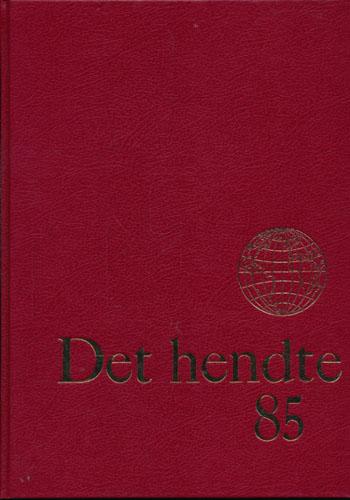 DET HENDTE.
