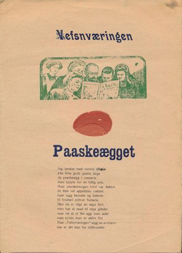 VEFSNVÆRINGEN.  Redaktør: Jarle Holst Try.