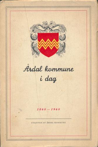 Årdal kommune i dag.