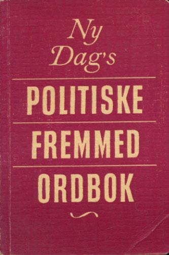 Politiske fremmedordbok.