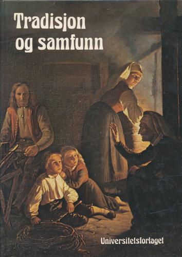 TRADISJON OG SAMFUNN.  Festskrift til Olab Bø på 60-års dagen.