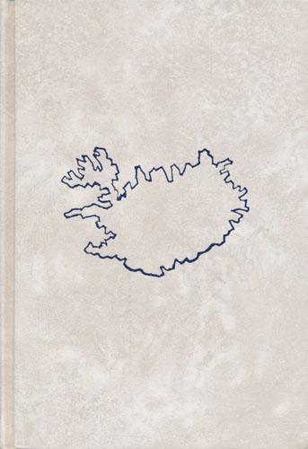 ISLANDSKE GULLALDERDIKT (1800-1930).  Norsk omdikting ved Ivar Orgland.