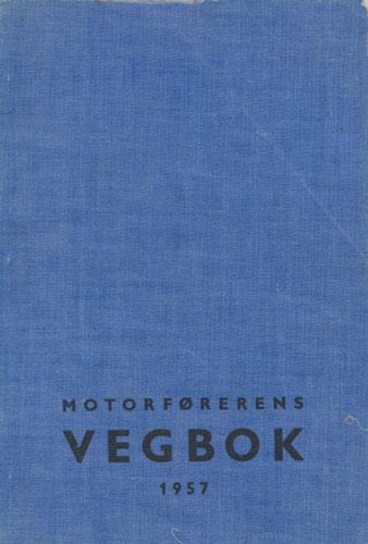 MOTORFØRERENS VEGBOK.