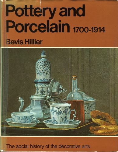Pottery and porcelain 1700-1914. England, Europe and North America.