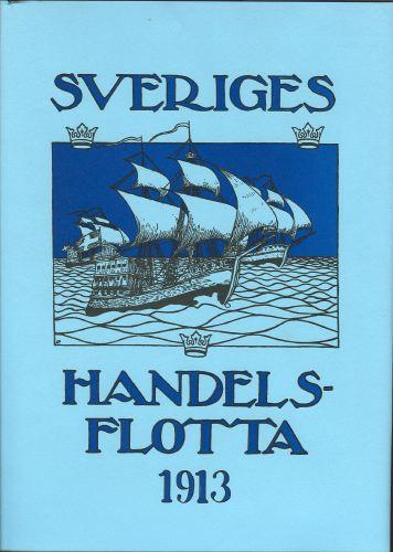 SVERIGES HANDELSFLOTTA 1913.