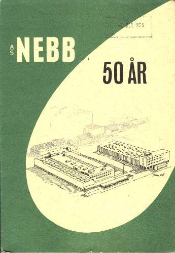 A/S NEBB 50 ÅR.