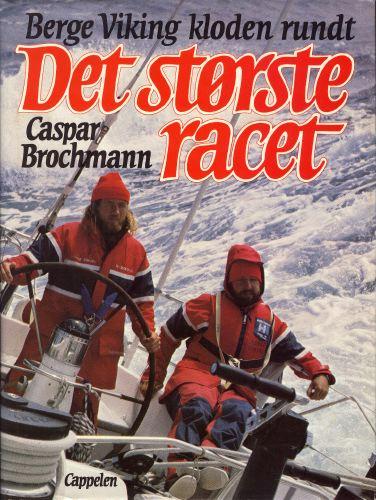 Det største racet. Berge Viking kloden rundt.