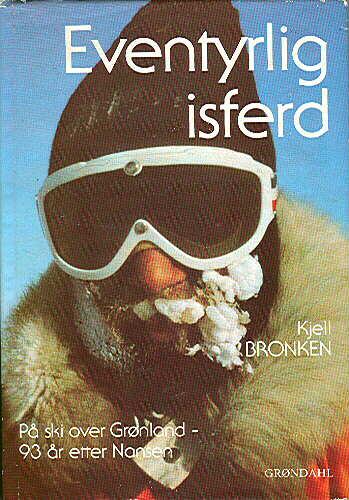 Eventyrlig isferd. På ski over Grønland 93 år etter Nansen.