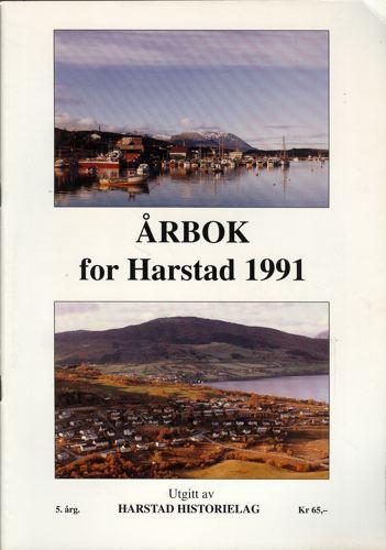 ÅRBOK FOR HARSTAD.