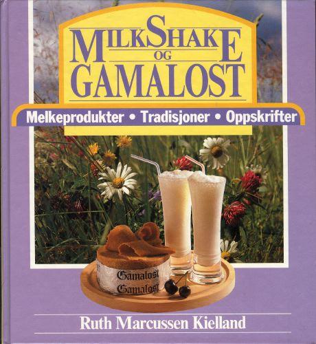 Milk Shake og gamalost. Melkeprodukter. Tradisjoner. Oppskrifter.