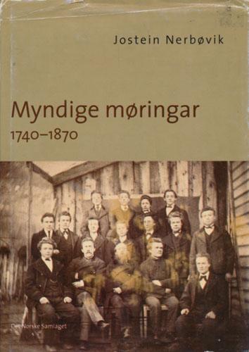 Myndige møringar 1740-1870. Volda-soga 1800-1945.
