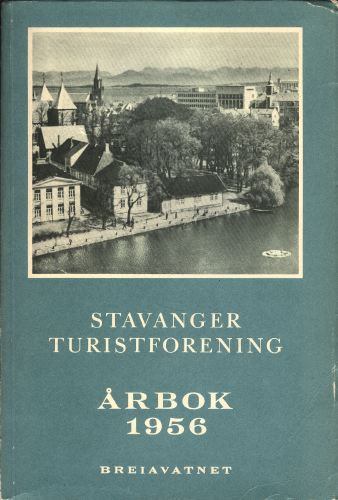 STAVANGER TURISTFORENINGS ÅRBOK.