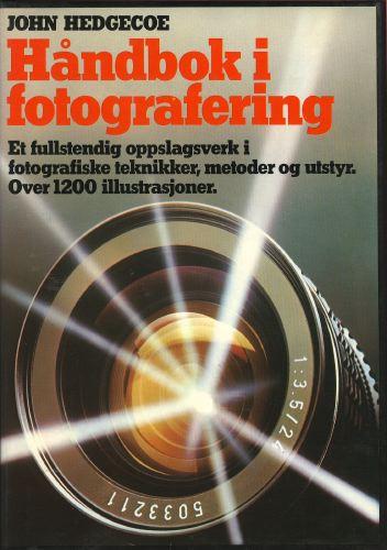 Håndbok i fotografering.