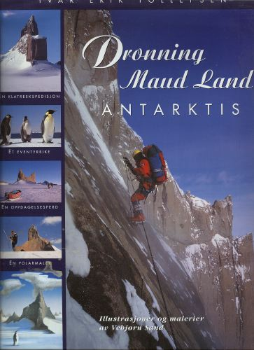 Dronning Mauds land. Antarktis.
