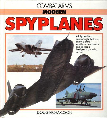 Combat arms. Modern spyplanes.