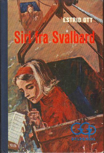 Siri fra Svalbard.