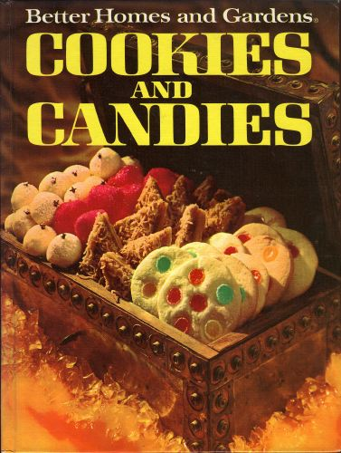 Cookies and candies.