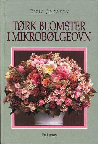 Tørk blomster i mikrobølgeovn.