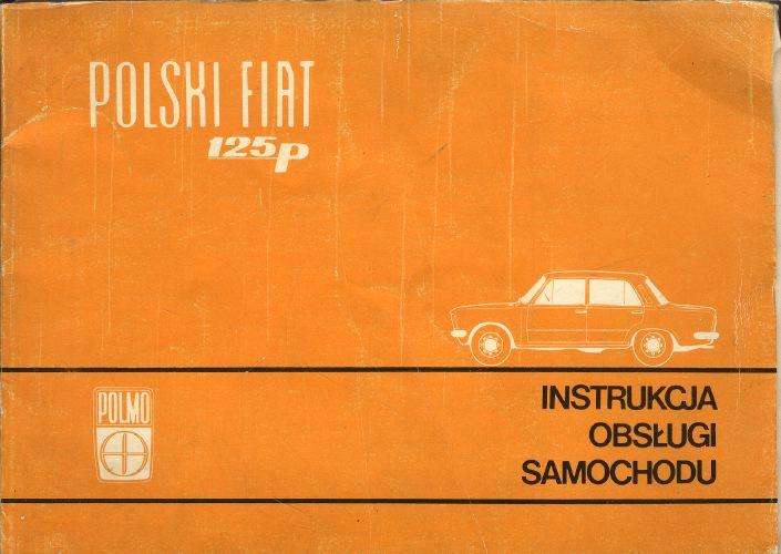 POLSKI FIAT 125P.