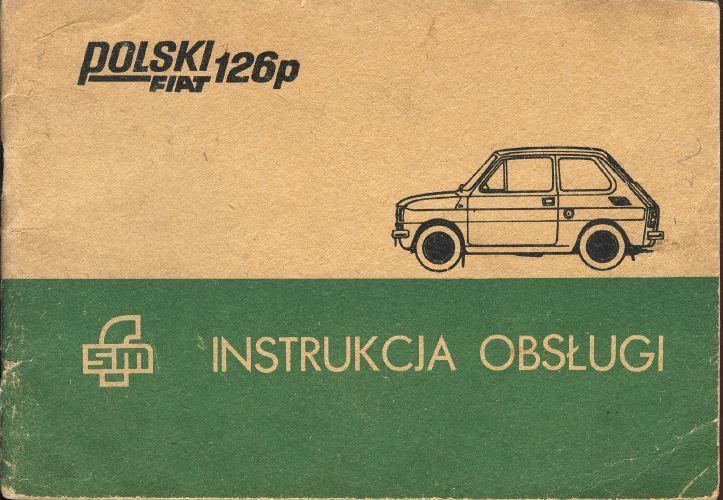 POLSKI FIAT 126P.