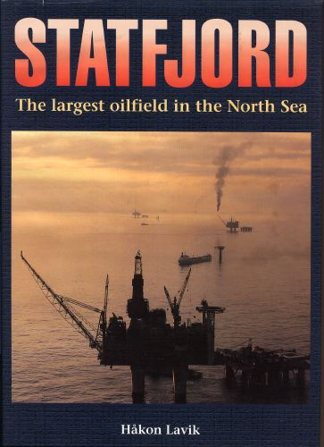 STATFJORD. The largest oilfield in the North Sea.