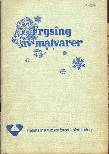 FRYSING AV MATVARER.