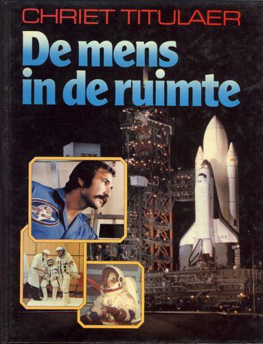 De mens in de ruimte.