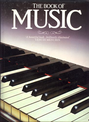 THE BOOK OF MUSIC.