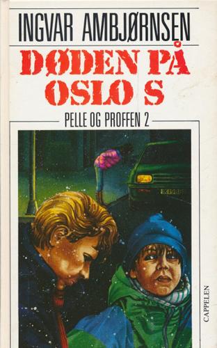 Døden på Oslo S. Pelle og proffen 2.