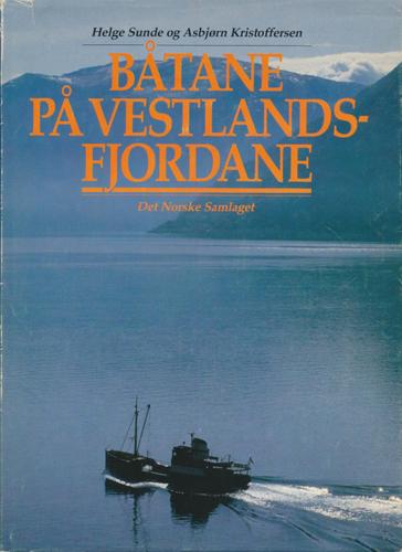 Båtane på vestlandsfjordane.