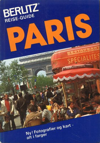 Reise-guide. Paris.