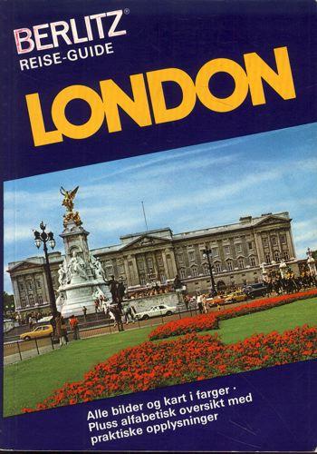 Reise-guide. London.