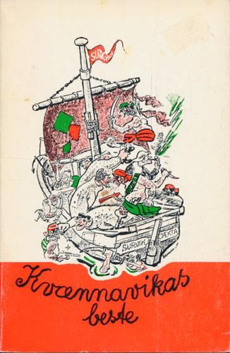 KVÆNNAVIKAS BESTE.KVÆNNAVIKAS BESTE.  Tegninger av Nils Moa, Th. Klouman og Ernst Biermann.