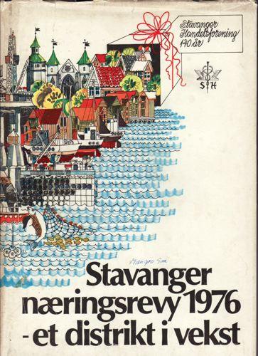 STAVANGER HANDELSFORENING GJENNOM 140 ÅR.