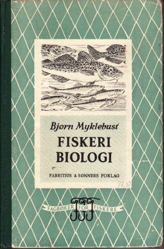 Fiskeribiologi.