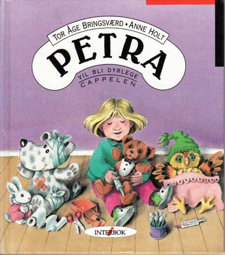 Petra vil bli dyrlege.