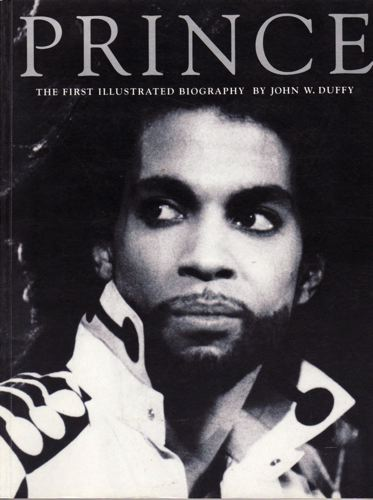 Prince. The first illustrated biography.