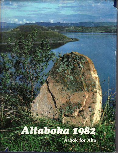 ALTABOKA.  Årbok for Alta.