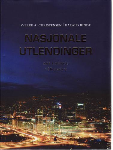 Nasjonale utlendinger. ABB i Norge : 1880-2010.