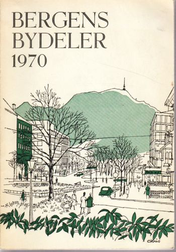 BERGENS BYDELER 1970.