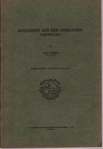 Aeolidiiden aus dem nördlichen Norwegen.