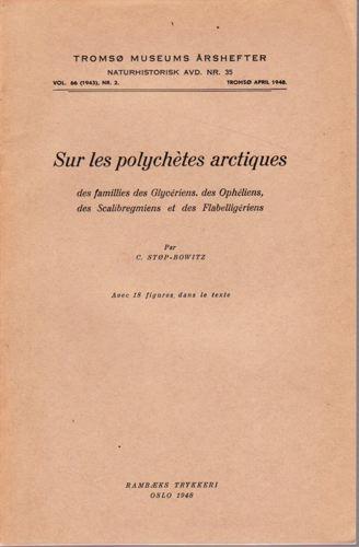 Sur les polychétes arctiques des famillies des Glycriens....