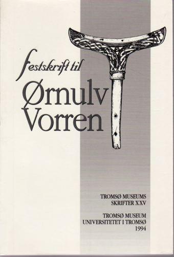 FESTSKRIFT TIL ØRNULV VORREN.