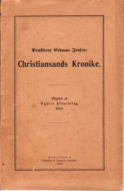 Christiansands krønike.