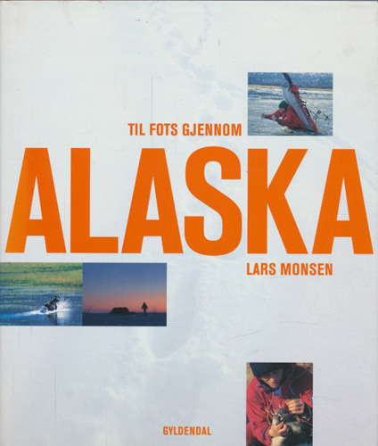 Til fots gjennom Alaska.