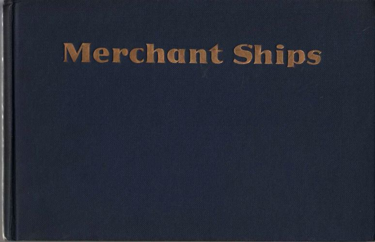 MERCHANT SHIPS.  World built.