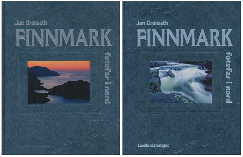 Finnmark. Fotefar i nord.