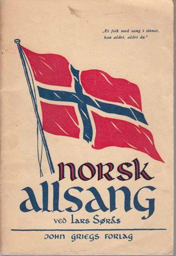 Norsk allsang.