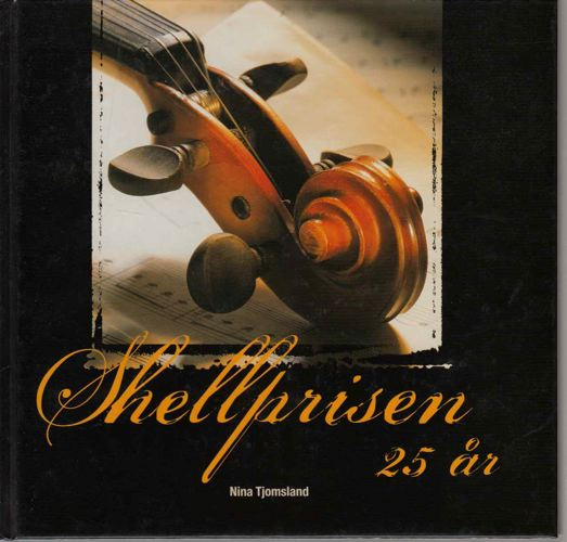 Shellprisen 25 år.