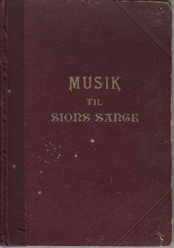 MUSIK TIL SIONS SANGE.